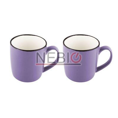 Set 2 cani Vabene, Ceramica, 355 ml, Mov