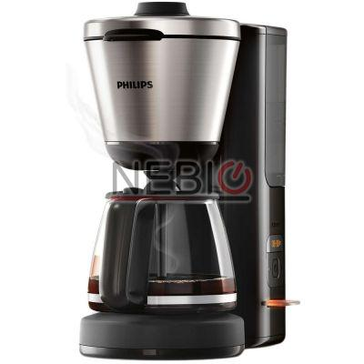 Cafetiera Philips Intense HD7696/90, 1000 W, 1.2 l, Negru/Inox