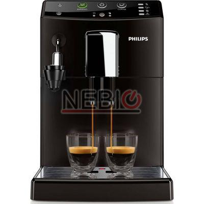 Espressor automat Philips HD8824/09, 1850W, 15 Bar, 1.8 l, Negru