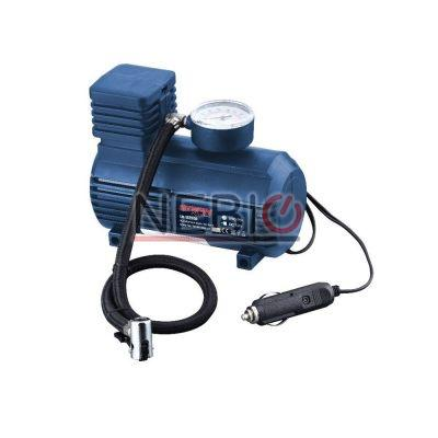 Compresor auto Stern CO12250D, 8 bar, 12 V, Albastru