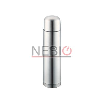 Cana termos Peterhof PH-12431-10, 1000 ml, Inox, Argintiu