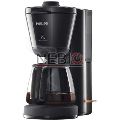Cafetiera Philips Intense Collection HD7685/90, 1000 W, 1.2 l, 10 cesti, Negru