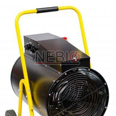 Aeroterma electrica Intensiv, PRO 30 kW R, 380 V, 3.0000 W, Debit aer 1911 m3/h