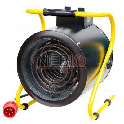 Aeroterma electrica Intensiv, PRO 9 kW R, 380 V, 9.000 W, Debit aer 980 m3/h