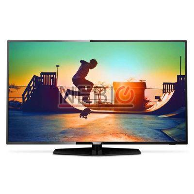 Televizor LED Smart Philips, 108 cm, 43PUS6162/12, 4K Ultra HD