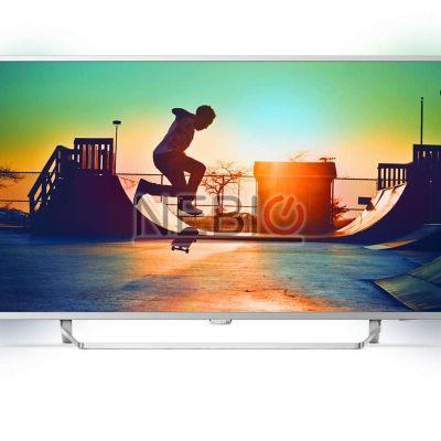 Televizor LED Smart Android Philips, 139 cm, 55PUS6412/12, 4K Ultra HD