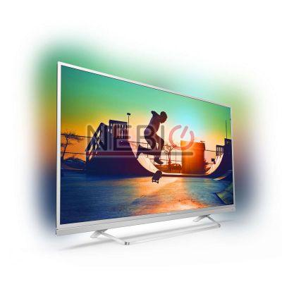 Televizor Smart Android Philips, 139 cm, 55PUS6482/12, 4K Ultra HD