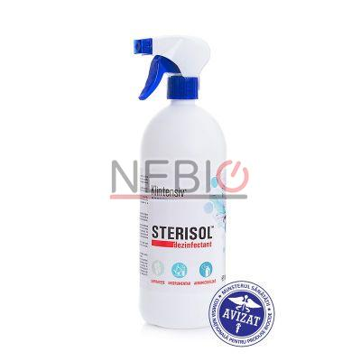 Dezinfectant de nivel inalt Sterisol, 1000 ml