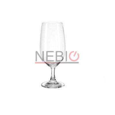Set 6 pahare bere Montana 044450, Model Beerglass First, Inaltime 19 cm, Diametru 6 cm, 430 ml, Transparent